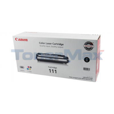 CANON CRG-111 LASER TONER BLACK